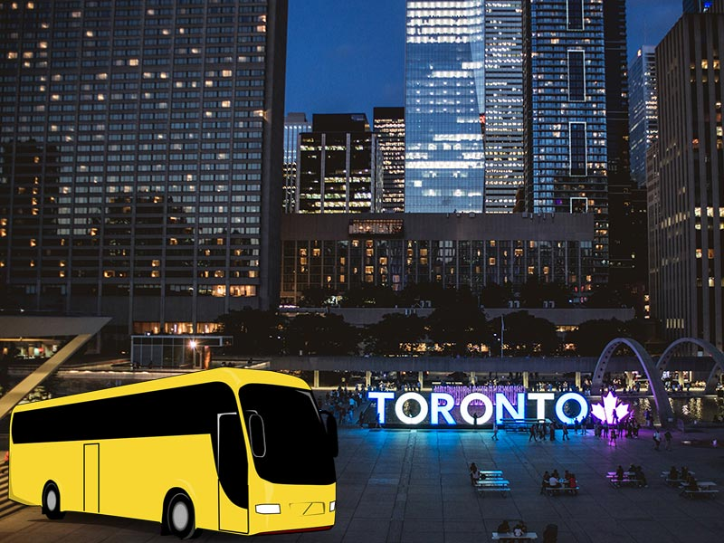 Best Party Bus and Limo Bus Services in Toronto | Titanium Party Bus